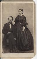 Andrew Fletcher and Ruth Fletcher photographic                             portrait