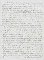 Letter to Mary N. Collamer, January 19, 1846