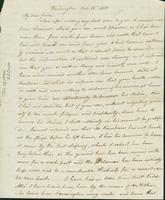 Letter to Eunice Todd Crafts, December 19, 1818