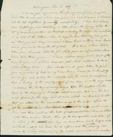 Letter to Eunice Todd Crafts, January 1, 1819
