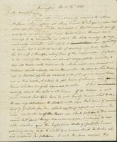 Letter to Eunice Todd Crafts, April 15, 1820