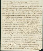 Letter to Eunice Todd Crafts, February 12, 1821