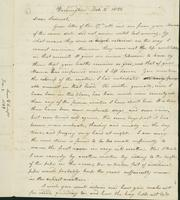 Letter to Samuel P. Crafts, February 3, 1822