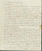 Letter to Samuel P. Crafts, April 8, 1822