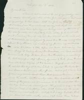 Letter to Eunice Crafts, December 1, 1823