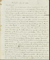Letter to Samuel P. Crafts, January 4, 1824