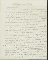 Letter to Eunice Crafts, May 16, 1824