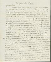 Letter to Eunice Crafts, January 9, 1825