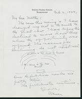 Letter to Mrs. C.G. (Ann) Austin, February 2, 1938