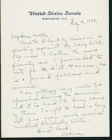 Letter to Mrs. C.G. (Ann) Austin, May 8, 1938