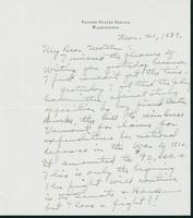 Letter to Mrs. C.G. (Ann) Austin, March 21, 1939