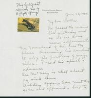 Letter to Mrs. C.G. (Ann) Austin, June 23, 1939