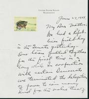 Letter to Mrs. C.G. (Ann) Austin, June 27, 1939