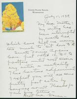 Letter to Mrs. C.G. (Ann) Austin, July 11, 1939