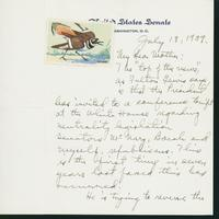 Letter to Mrs. C.G. (Ann) Austin, July 18, 1939