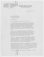 Letter to Mrs. C.G. (Ann) Austin, February  15, 1933