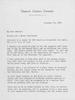 Letter to Mrs. C.G. (Ann) Austin, December  23, 1932
