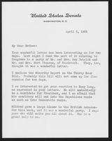 Letter to Mrs. C.G. (Ann) Austin, April  06, 1935