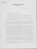 Warren R. and Mildred Austin letter to Mrs. C.G. (Ann) Austin, Bob, and Edward, January 10, 1938