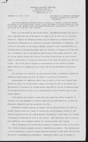 Speech by Austin for the Women's National Republican Club, November 10, 1939.