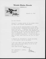 Letter to Mrs. C.G. (Ann) Austin, January 4, 1940