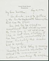 Letter to Mrs. C.G. (Ann) Austin, August 13, 1940