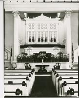 First Congregational Church - Interior