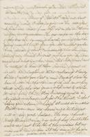 Letter from ALBERT G. PEIRCE to GEORGE PERKINS MARSH, dated                             December 15, 1863.