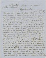Letter from THOMAS WILLIAM SILLOWAY to GEORGE PERKINS MARSH,                             dated June 11, 1857.
