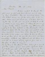 Letter from THOMAS WILLIAM SILLOWAY to GEORGE PERKINS MARSH,                             dated February 10, 1859.