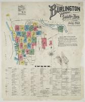 Burlington 1900, index