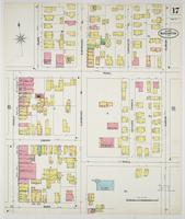 Burlington 1900, sheet 17