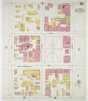 Burlington 1900, sheet 21