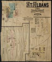 Saint Albans 1884, sheet 01