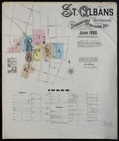 Saint Albans 1889, Index