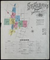 Saint Albans 1895, Index