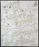 Saint Albans 1920, sheet 12