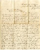 William Bruidnell and Samuel Morey to William Wirt                         Henry