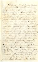 William Wirt Henry to John Henry