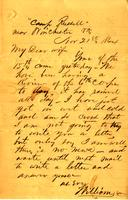 William Wirt Henry to Mary Jane Henry