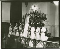 Mount St. Mary's Academy - May Crowning