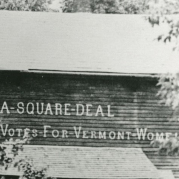 Women's Suffrage in Vermont Collection