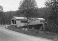 Williamsville covered bridge, Williamsville, Vt.