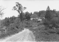 Rural Road in Wardsboro, Vt.