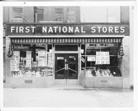 Stores - First National Stores (Burlington, VT)