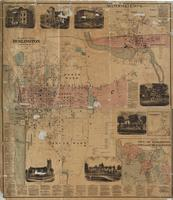 Plan of the City of Burlington, Chittenden Co., Vt