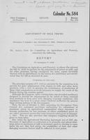 S. 1418: Provide Adjustment of Maximum Prices on Milk, 1943-1944