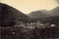 The town of Hakone