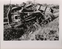 Automobile Wrecks & Wreckers