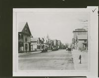 Burlington Streets: Cherry Street (4X5)